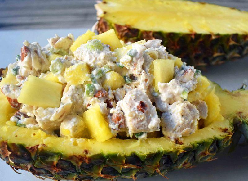 طرز تهیه سالاد هاوایی مخصوص به سبک رستوران های مجلل